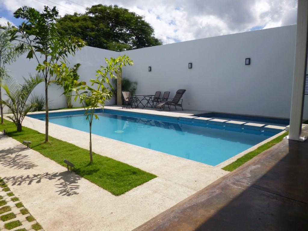Instalaciones y servicios jardines sual for Instalaciones de albercas pdf